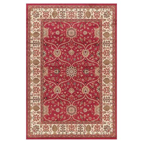global rugs shop concord global valencia rectangular indoor woven area rug common 8 x 10