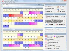 OVULATION CALENDAR - Yangah Solen 2016 Calendar With Julian Date Calculator