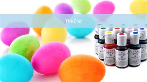 decorating easter eggs with food coloring how to dye or color easter eggs with food coloring and