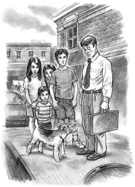Anthony VanArsdale - Art and Illustration: The Boxcar Children