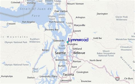 Edmonds Tide Table by Lynnwood Tide Station Location Guide