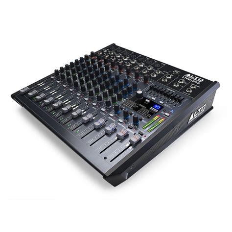 Mixer Alto Live alto ts312 live pa mixer bundle at gear4music