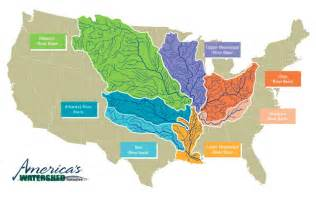 improvement needed in the mississippi river basin