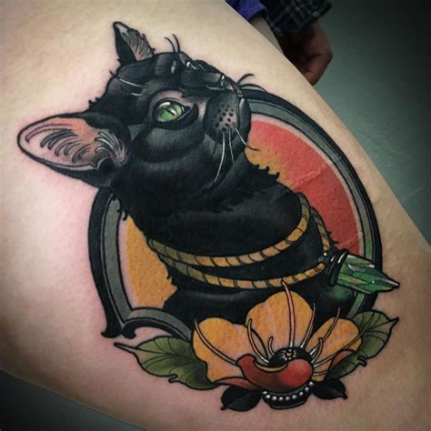 tatuajes de gatos en imagen para descargar