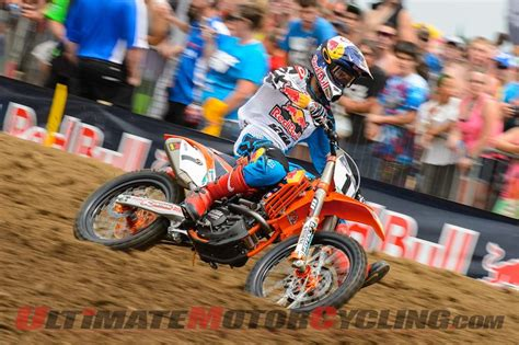 2013 Red Bud Ama Motocross Michigan Mx Results