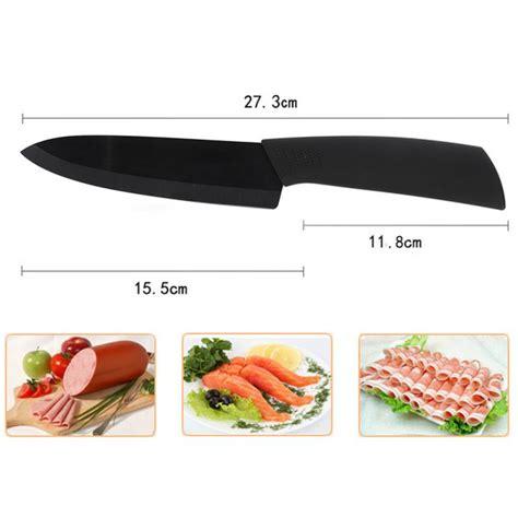 Pisau Pemotong Keramik pisau dapur 4 in 1 memotong bahan masakan lebih mudah