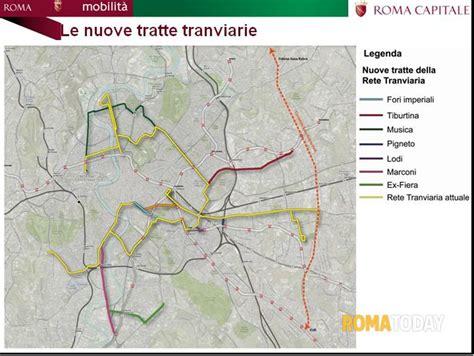 mobilita roma manifestazione per il tram saxa rubra