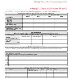 Strategic Account Plan Template by Strategic Account Plan Template At Four Quadrant
