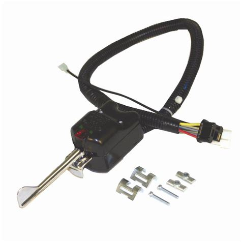 turn signal switch and flasher cable ezgo model txt 1996 up