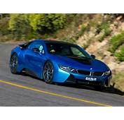 News  BMW's I8 Sports Car To Get More Power Range With
