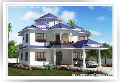 house designs two storey kerala house designs 2 18 keralahouseplanner