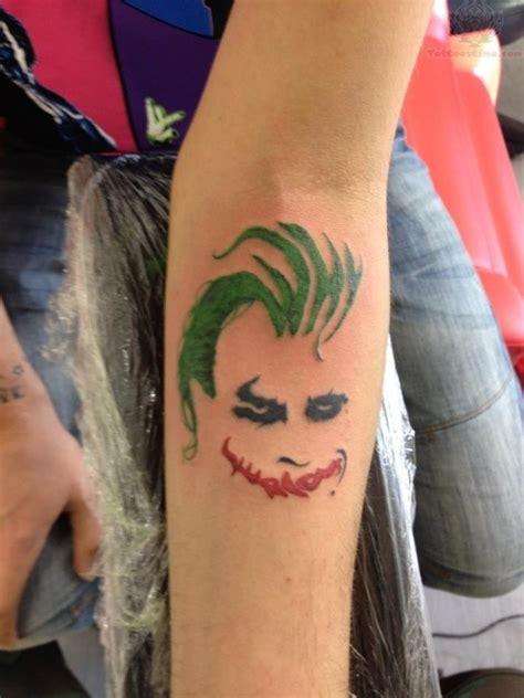 small joker tattoos small joker on arm tattoos book 65 000