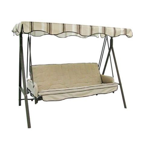 replacement canopy and cushions for patio swings 17 best images about fix porch swing on pinterest