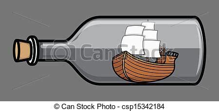 dessin bateau bouteille dessin bateaux en bouteille