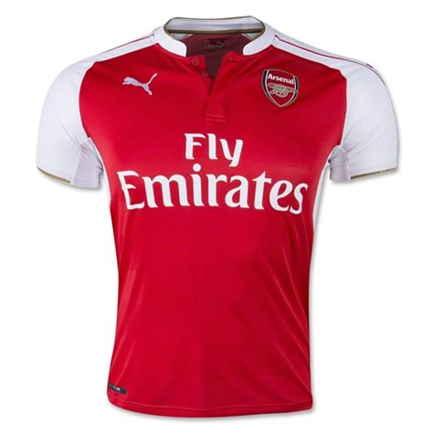 Arsenal Home 1516 arsenal 15 16 home jersey g25pqaty4t 163 17 00 all