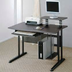 laptop desks with storage contemporary computer desks for home office
