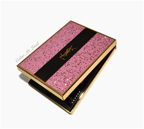 Eyeshadow Ysl ysl ombres de jour eye shadow palette review swatch fotd for 2015 color me loud
