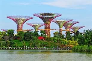 Garden Of Singapore Trip To Gardens By The Bay Singapore Bay South Garden