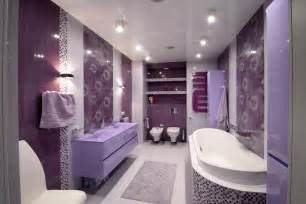 Delectable 30 Purple Bathroom Design Inspiration Of 15