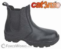 Sepatu Boot Safety Shoes Prialeatherblackc 081 sepatu ap boot toko sepatu boots harga safety shoes design bild