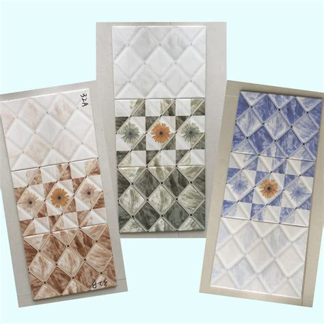 fuzhou cheap bathroom ceramic wall tile design 200x300