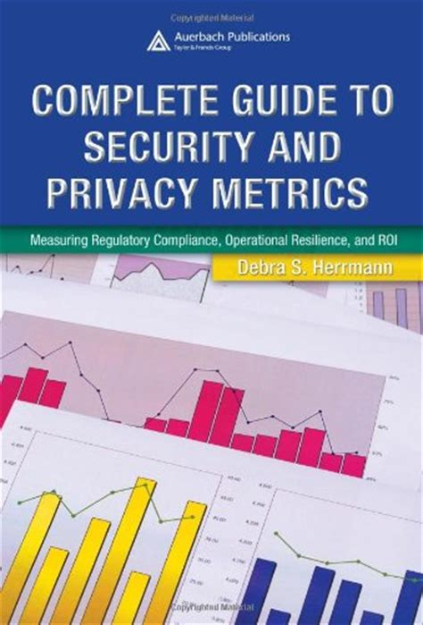 the complete small business guide to maximizing security productivity and profit from your technology investment how to the security thatã s leaking out through poor it service books complete guide to security and privacy metrics measuring