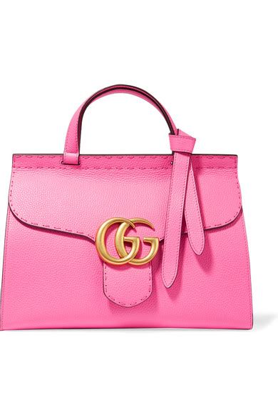 Designer Handbag Sale Net A Porter by Gucci Gg Marmont Small Textured Leather Tote Net A