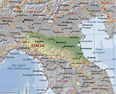regionale europea pavia mappa di modena e provincia excellent mappa dei comuni