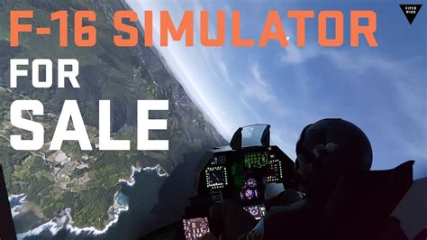 f 16 simulator cockpit for sale f 16 fighter jet simulator for sale the cockpit in 8