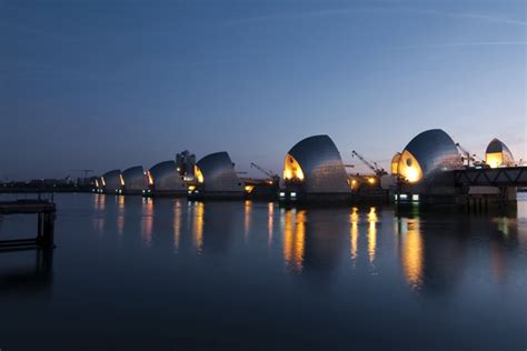 thames barrier environmental impact climate