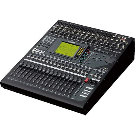 Mixer Audio Yamaha 16 Channel yamaha 01v96i 16 channel digital mixer with usb 2 0