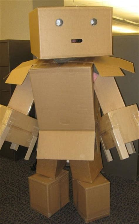 how to make cool boxes coolest last minute costume ideas part 3