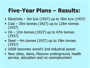 Stalins Economic Policies Essay by Stalin S Economic Policies