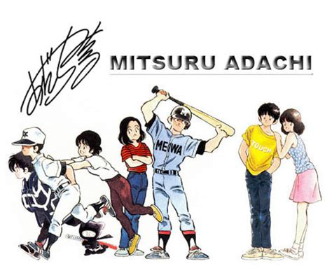 mitsuru adachi community by charismajustice check out the 80 s