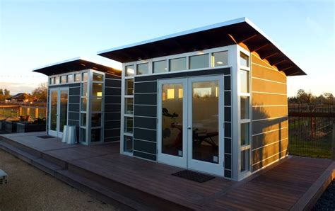 Modern Prefab Shed Kits by Pin By Thompson On Garage It