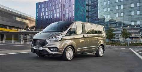Ford Custom by 2018 Ford Tourneo Custom Revealed Auto Express