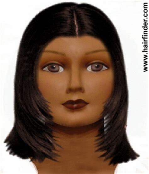 Carrã Visage Rond by Modele Coupe De Cheveux Mi Pour Visage Rond
