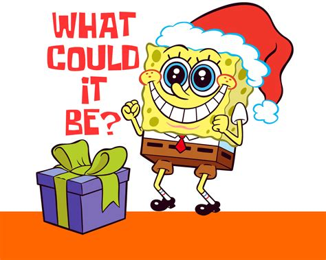 spongebob christmas tree quotes spongebob squarepants wallpaper and background 1280x1024 id 307086