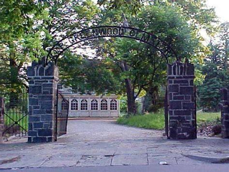 Philadelphia County Records Greenwood Cemetery Knights Of Pythias Cemetery Philadelphia County Pennsylvania