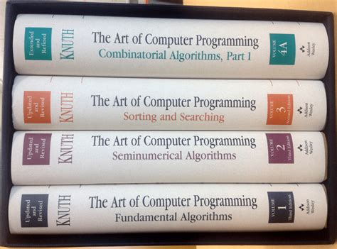 art of computer programming knuth knuth s taocp hardcover and ebook there and back again