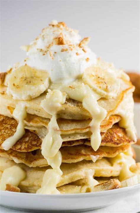 banana pudding pancakes spicy southern kitchen