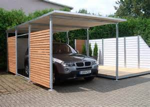 how to choose a site for wooden carport building wooden