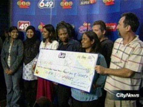 section 8 lottery winners ontario lotto winners emerge to split big bounty citynews