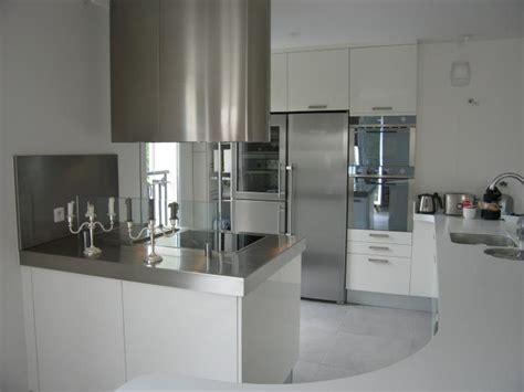 d馗oration de cuisine cuisine laque blanc home design nouveau et am 233 lior 233
