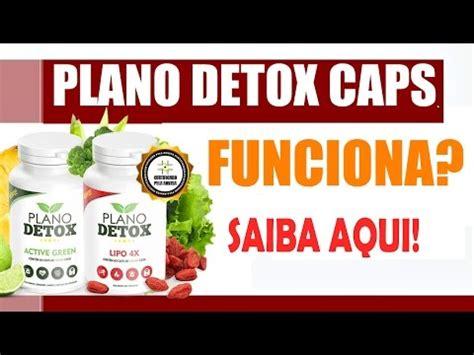 Detox Plano Tx by Plano Detox Caps Funciona Aprovado