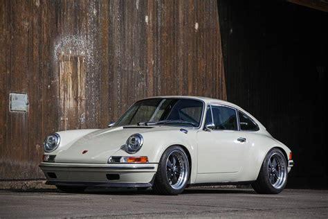 porsche 911 turbo 90s kaege retro porsche 911 resto mod columnm