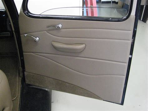 auto upholstery repair classic car restoration shop