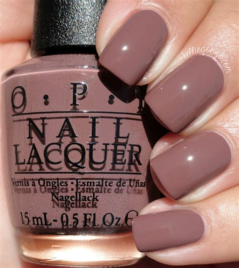what opi colors are best for short nails opi squeaker of the house kelliegonzoblog cute