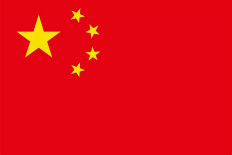 Image China clipart flag of