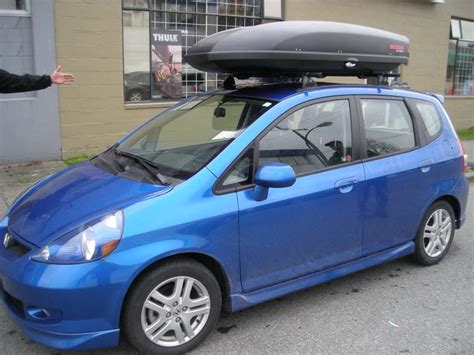 Honda Fit Rack by Thule Roof Box Thule Free Engine Image For User Manual